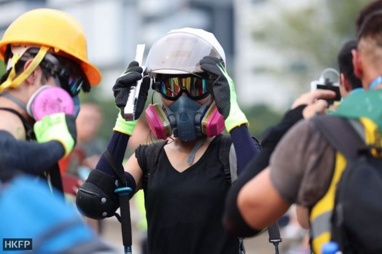 mask uk flag tai po august 10 china extradition (3)a