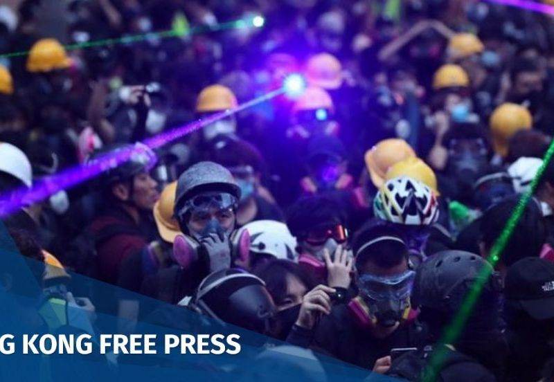 protest hong kong creative