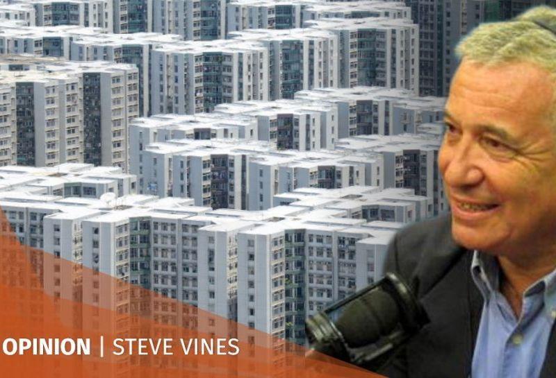 Steve Vines housing