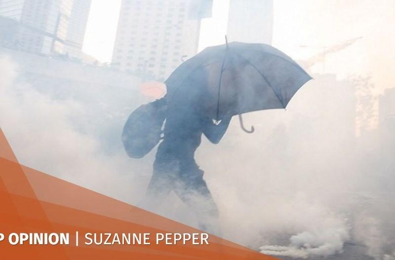 suzanne pepper beijing hong kong