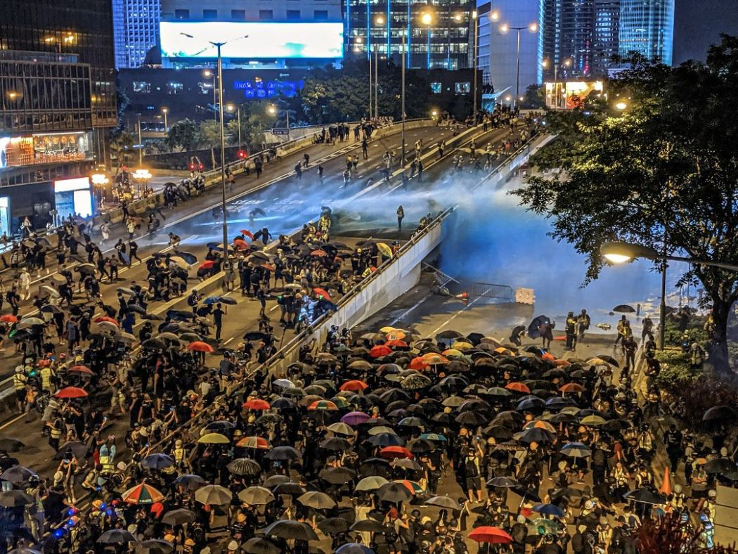 September 28 tamar park admiralty china extradition rally