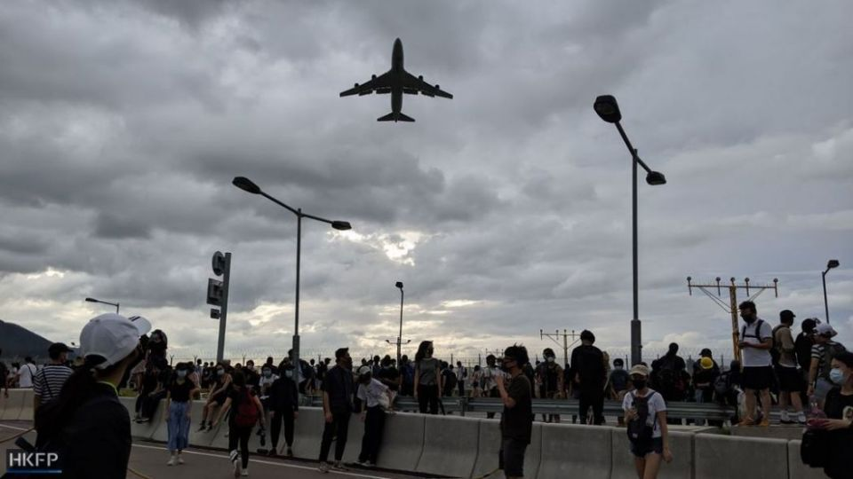 september 1 airport china extradition