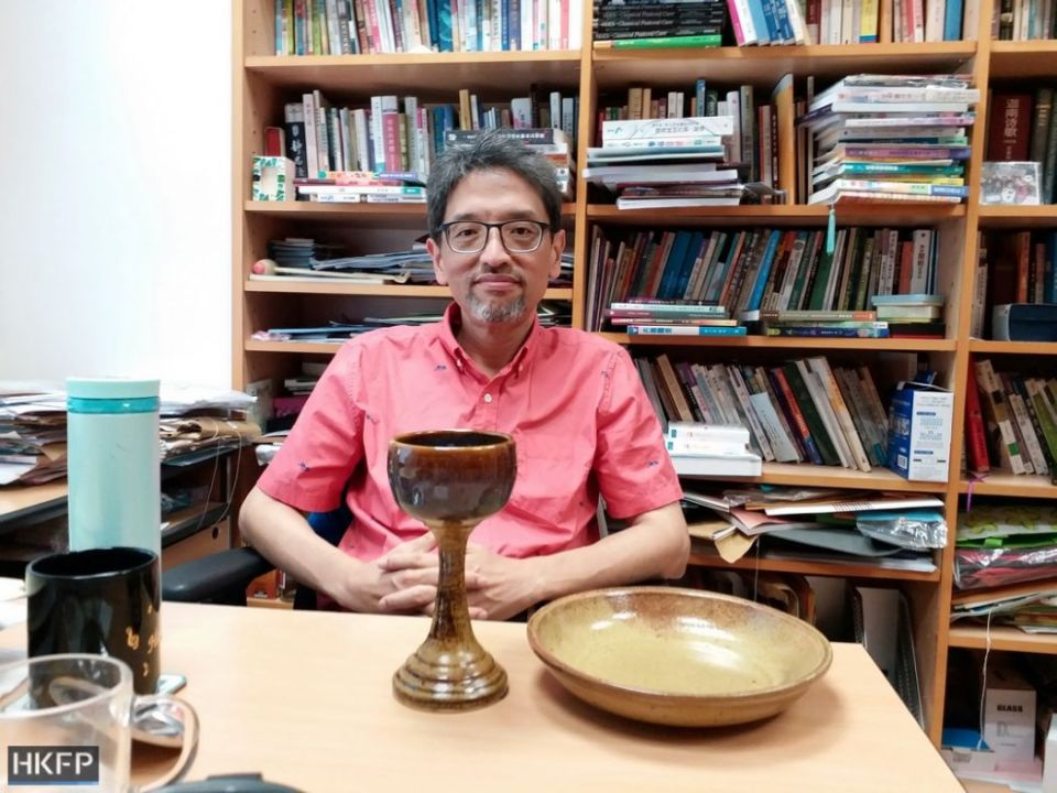 Rev. Timothy Au