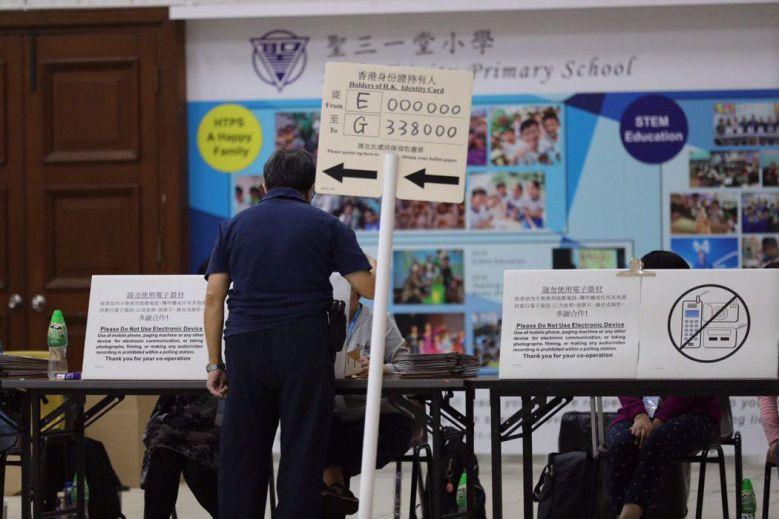 "Ma Tau Wai Hong Kong District Council election 2019 ""November 24"""