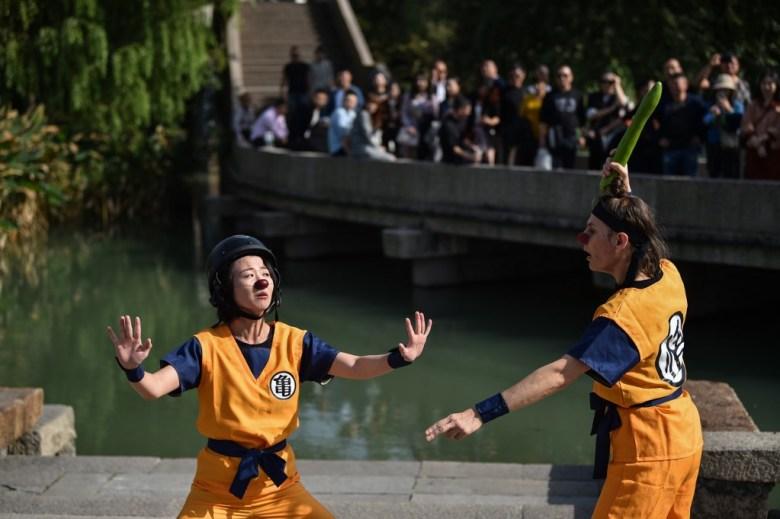 China theatre