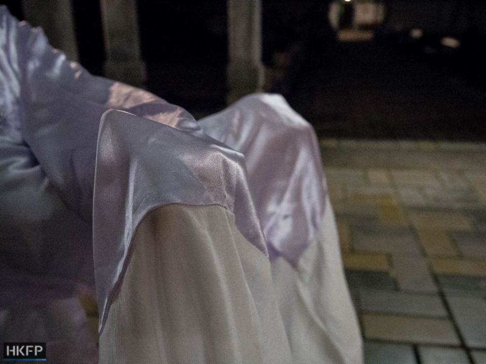 Sia Chandelier Maria Cordero Cantonese opera Glory to Hong Kong sleeve
