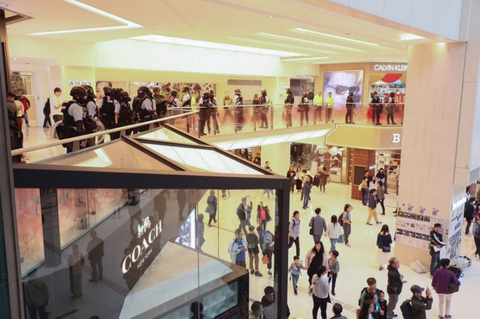 """Shatin New Town Plaza """"December 15"""" Christmas shopping with you"""