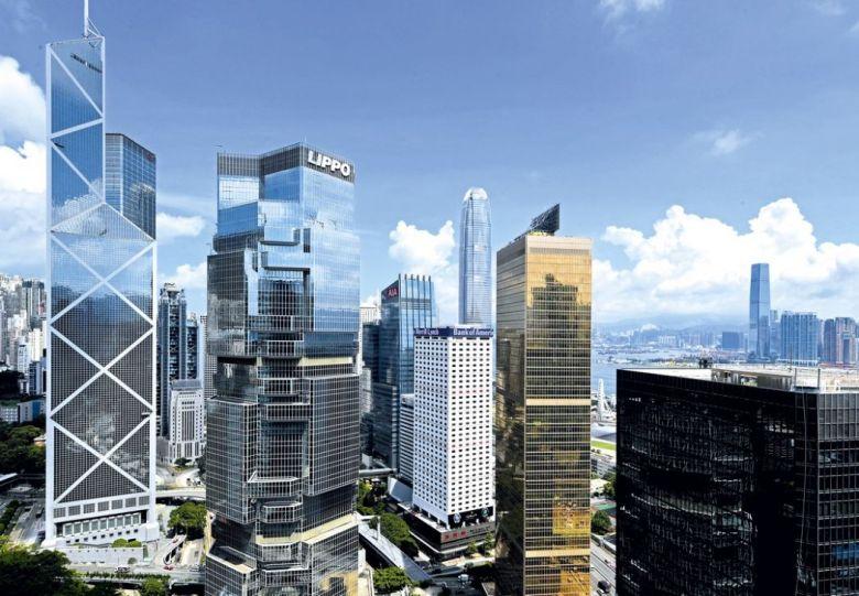 skyline business hong kong