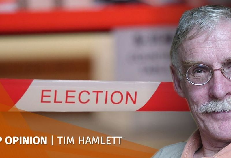 Tim Hamlett election