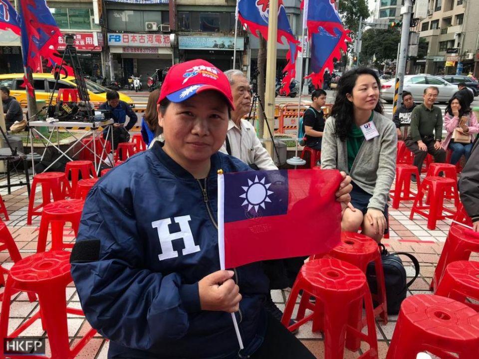 Wei Tsai-yun Taiwan KMT