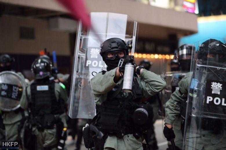January 1 police