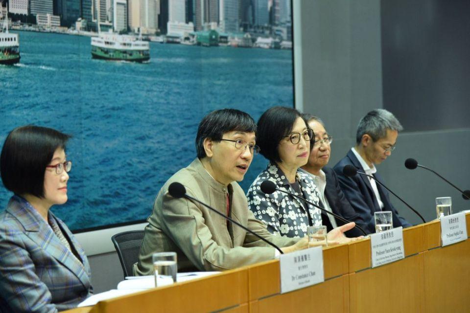 professor Yuen Kwok-yung