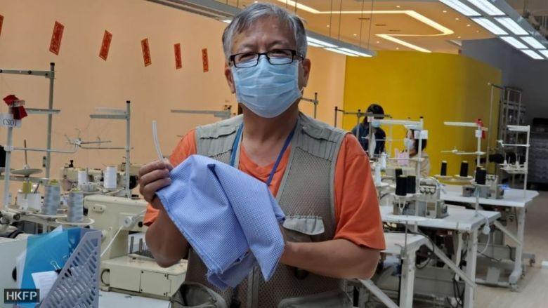 reusable face mask k kwong