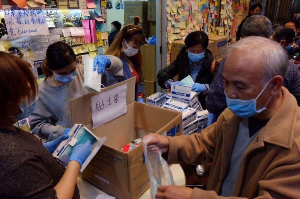 virus panic buying mask masks