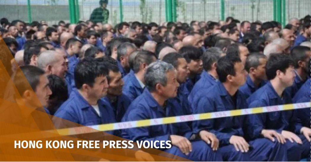 xinjiang camp detention