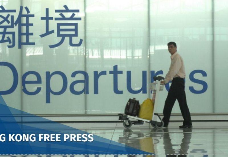 airport hong kong