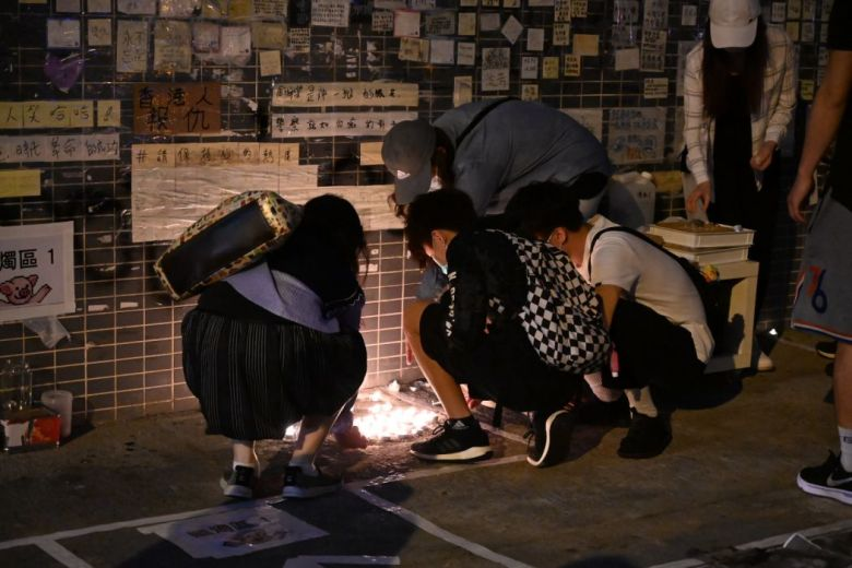 chan yin lam six months tsueng kwan o march 22
