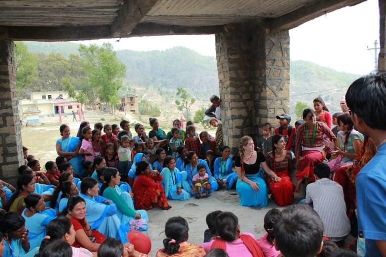 menstrual health nepal