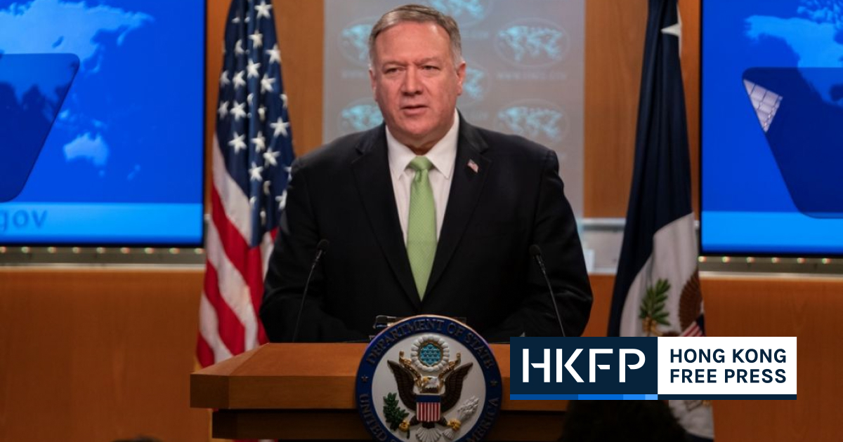 Coronavirus: China berates 'lying' Pompeo as US presses Beijing for data on pandemic