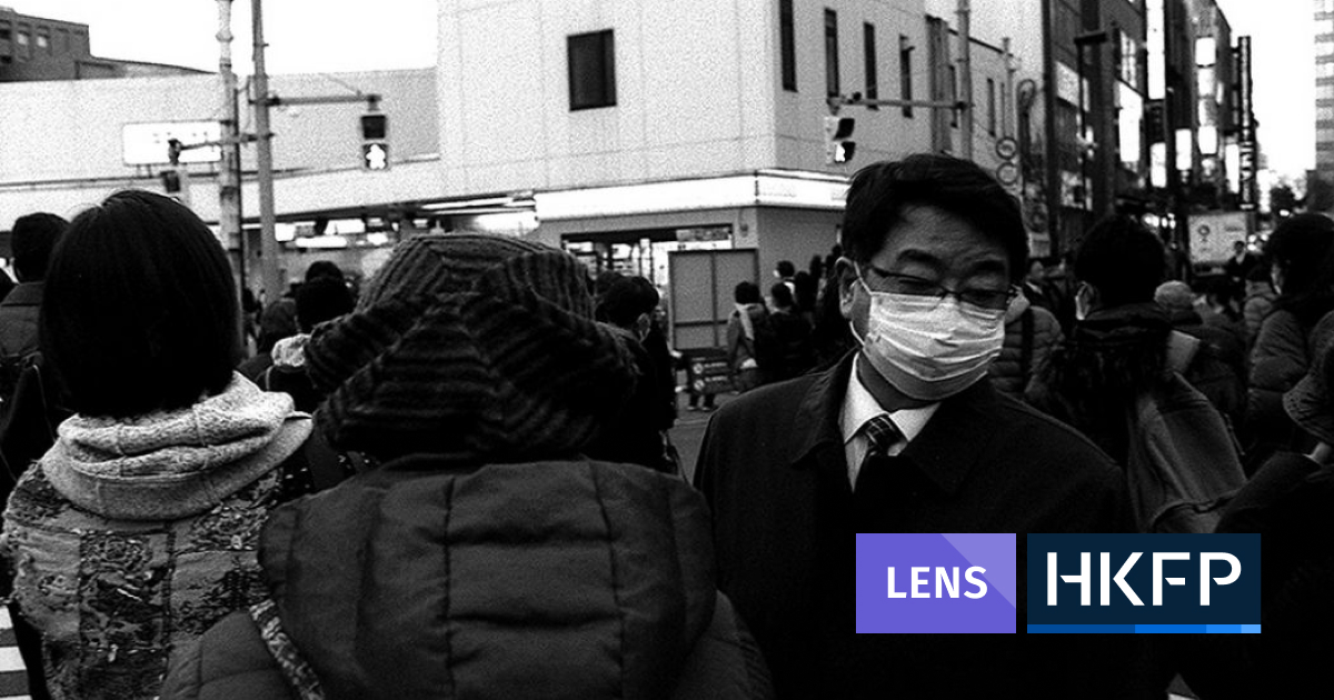 HKFP Lens: 'Tokyo 2020' – Robert Gerhardt's candid shots of Japanese street life as coronavirus outbreak unfolds