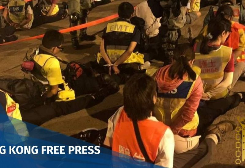 appg hong kong police medics against human rights