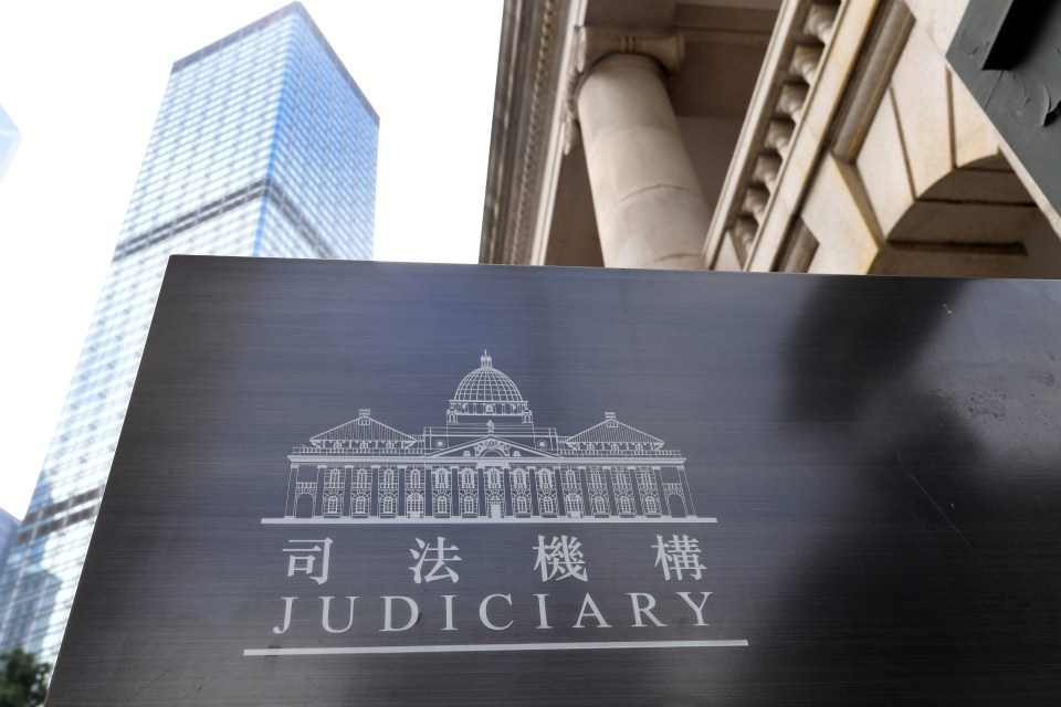 Hong Kong judiciary Court of Final Appeal