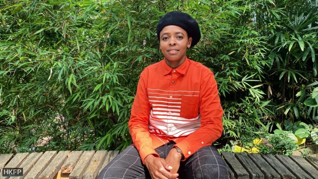 Kenyan domestic helper Esther