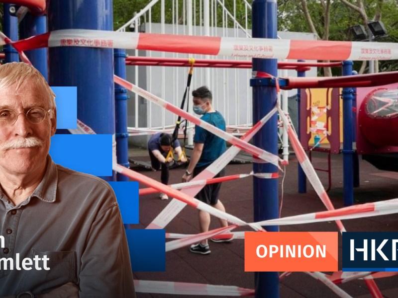 social distancing Opinion - Tim Hamlett