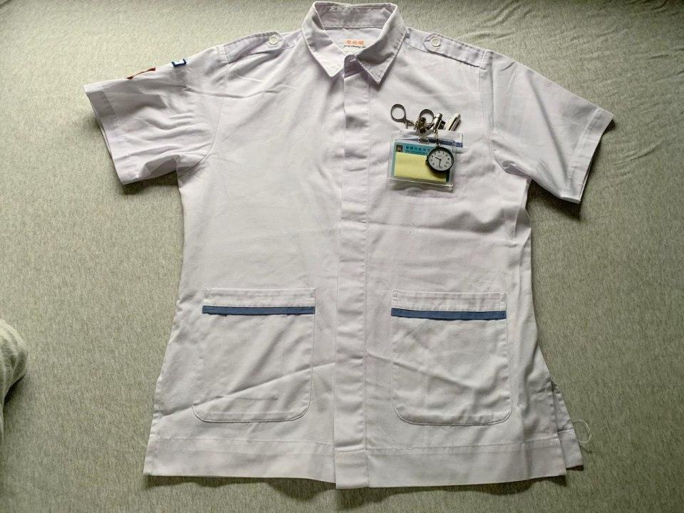 HKU nursing uniform