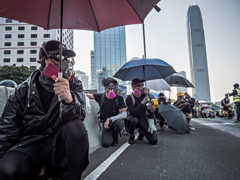October 1 2019 Protest