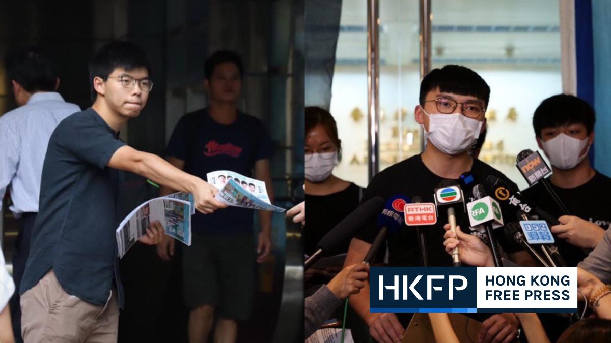 Isaac Cheng Joshua Wong