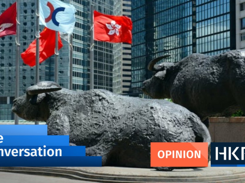 conversation china hk stock