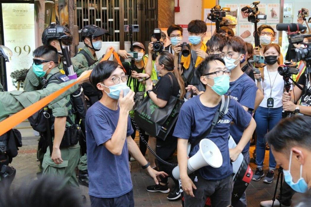july 19 yuen long tin shui wai connection lam chun ng kin wai