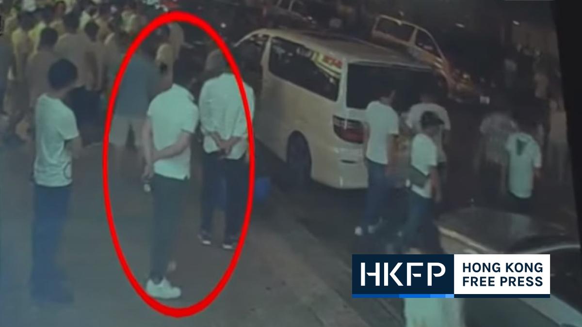 police yuen long