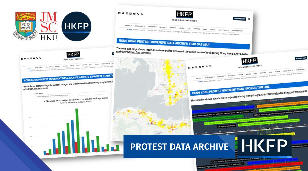 protest database jmsc hku hkfp