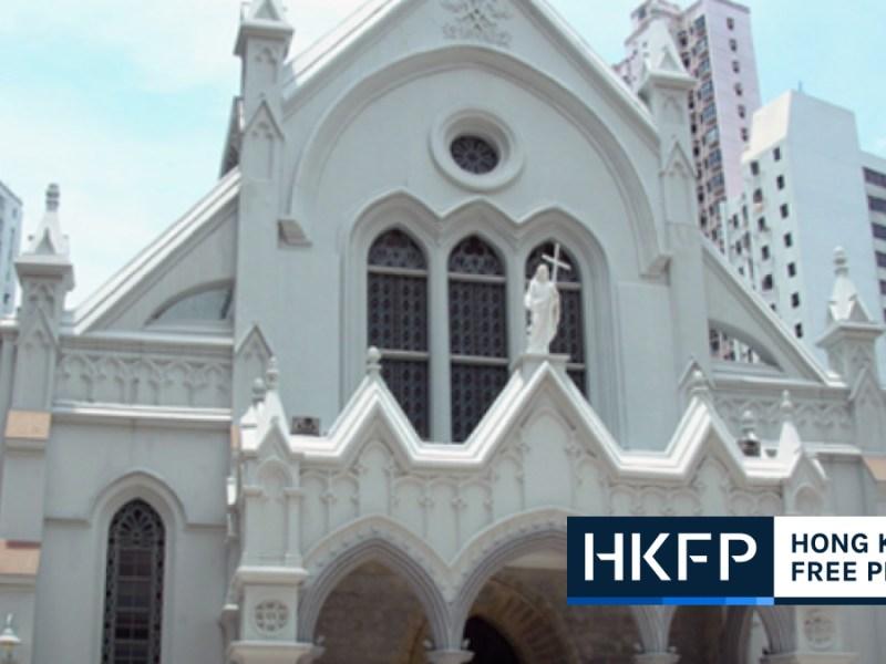 catholic hong kong