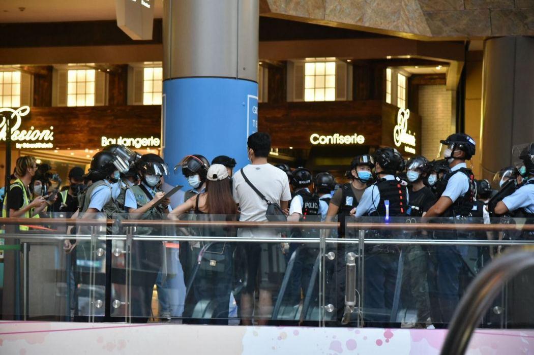 Police Mong Kok
