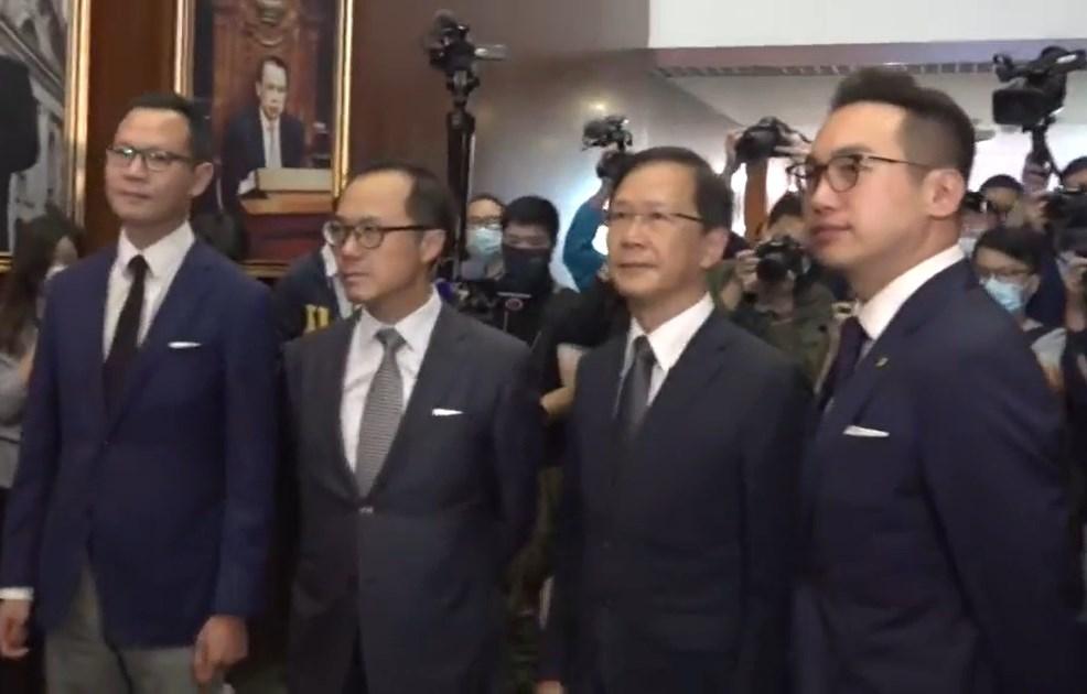 'Death sentence' for Hong Kong democracy: NGOs. activists & gov'ts react as democrats unseated from legislature   Hong Kong Free Press HKFP