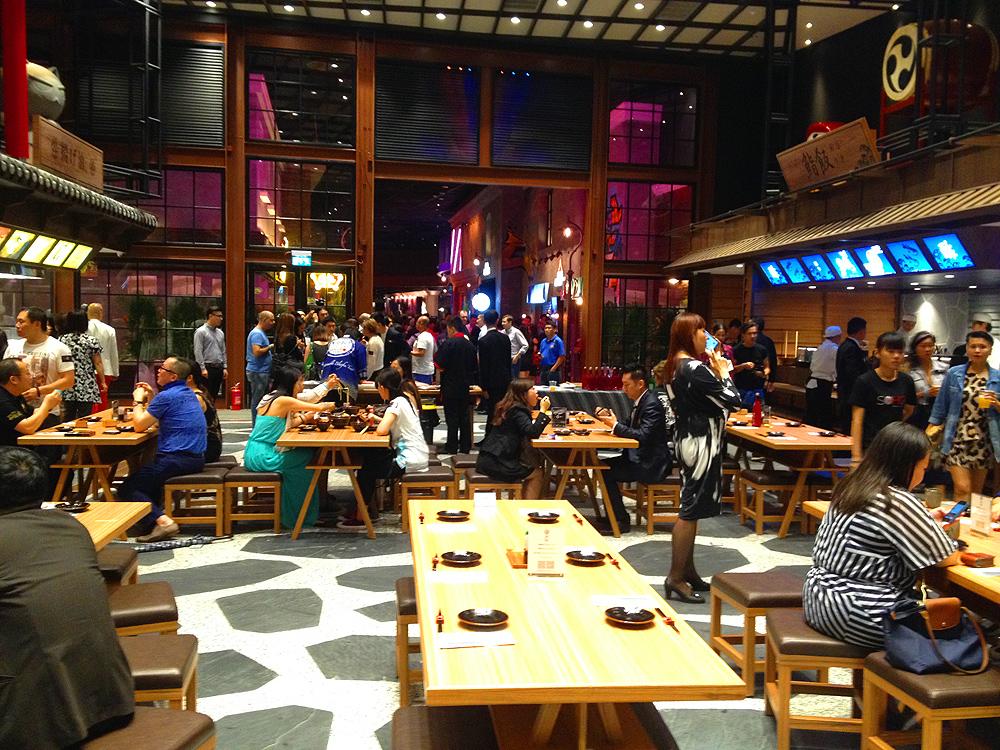 Macau's new dining destination? SOHO!   Hong Kong Hustle