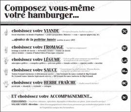 Big Fernand Paris Big Burger best burger?