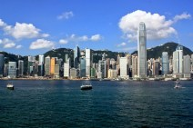 L'ile de Hong Kong