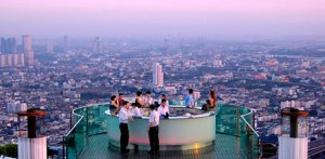 SIROCCO sirocco bangkok plus belle terrasse asie restaurant bar