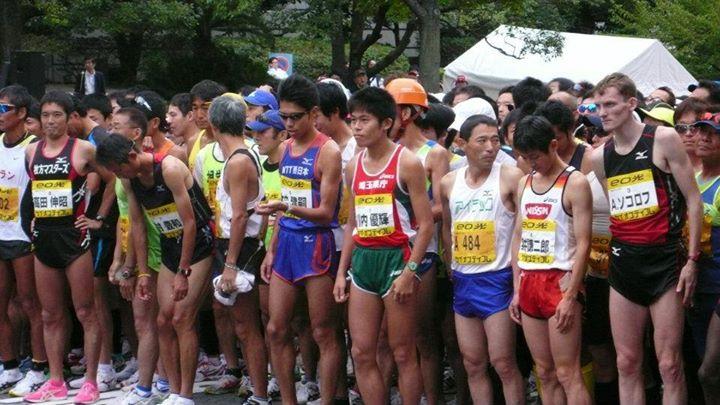 跑者名人堂 1. 川內優輝 (with English following) – 馬拉松 看世界/Run the World