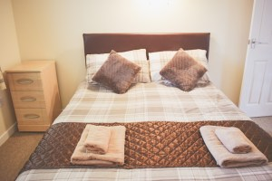15 st anns double bedroom