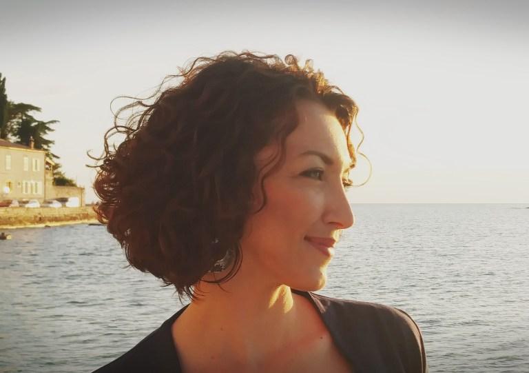 Melanie, die Autorin