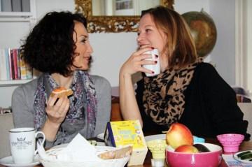 Challenge Freundin achtsam essen