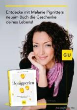 Honigperlen Autorin Melanie Pignitter stellt ihr Buch vor