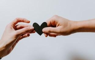 Herz als Symbol für gute Beziehungen