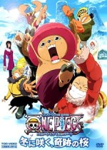 One Piece Movie 9: Episode of Chopper Plus – Fuyu ni Saku, Kiseki no Sakura