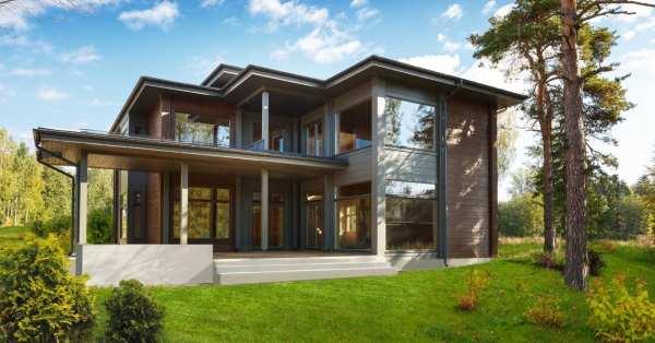 Honka Log Homes - Healthy Houses Inspired Nordic Nature